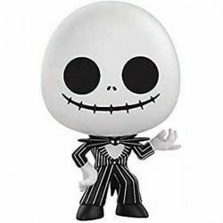 JACK SKELETRON 1/12  NIGHTMARE BEFORE CHRISTMAS FUNKO POP MYSTERY MINIS CON BOX