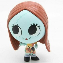 SALLY 1/12  NIGHTMARE BEFORE CHRISTMAS FUNKO POP MYSTERY MINIS CON SCATOLA