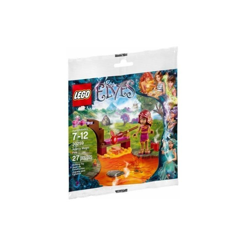 LEGO ELVES 30259 IL FUOCO MAGICO DI AZARI MAGIC FIRE POLYBAG