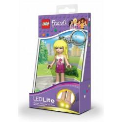 LEGO LGL-KE22S Friends STEPHANIE torcia Keyring KEY CHAIN PORTACHIAVI LED LITE