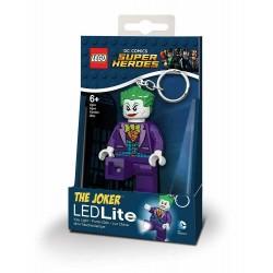 LEGO LGL-KE30A Torcia portachiavi JOKER DC SUPER Keyring KEYCHAIN LIGHT LED LITE