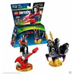 LEGO DIMENSIONS 71285 FUN PACK ADVENTURE TIME Marceline the Vampire Queen