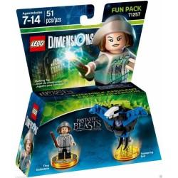 LEGO DIMENSIONS 71257 ANIMALI FANSTASTICI Tina Goldstein FANTASTIC BEASTS