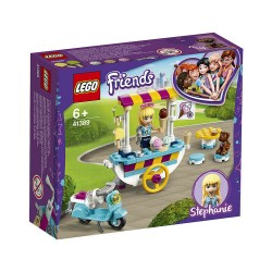 LEGO 41389 FRIENDS IL CARRETTO DEI GELATI GEN 2020
