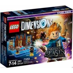 LEGO DIMENSIONS 71253 STORY PACK ANIMALI FANTASTICI FANTASTIC BEASTS