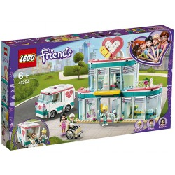 LEGO 41394 FRIENDS L'OSPEDALE DI HEARTLAKE CITY GEN 2020