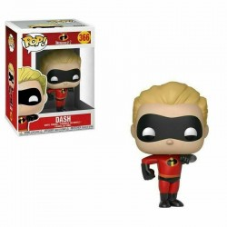 FUNKO POP 366 DASH DISNEY INCREDIBLES 2 INCREDIBILI 10 CM VINYL FIGURE