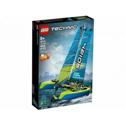 LEGO TECHNIC 42105 CATAMARANO GIU 2020