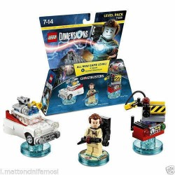 LEGO DIMENSIONS 71228 Level Pack GHOSTBUSTERS