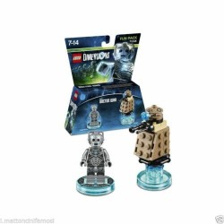 LEGO DIMENSIONS 71238 Fun Pack CYBERMAN DOCTOR WHO