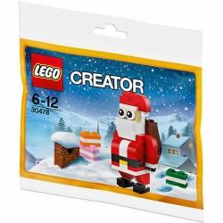 LEGO 30478 BABBO NATALE CREATOR SANTA CLAUS POLYBAG