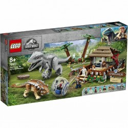 LEGO 75941 JURASSIC WORLD Indominous Rex vs. Ankylosaurus GIU 2020
