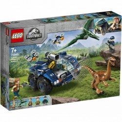 LEGO 75940 JURASSIC WORLD Gallimimus and Pteranodon Breakout GIU 2020