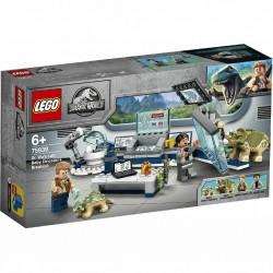 LEGO 75939 JURASSIC WORLD Dr Wu's Lab: Baby Dinosaur Breakout GIU 2020