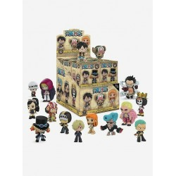 ONE PIECE FUNKO POP MYSTERY MINIS - SCATOLA CON 1 PERSONAGGIO A SORPRESA