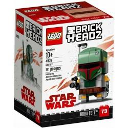 LEGO 41629 BOBA FETT BRICKHEADZ STAR WARS OTT 2018