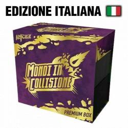 KEYFORGE MONDI IN COLLISIONE PREMIUM BOX IN ITALIANO