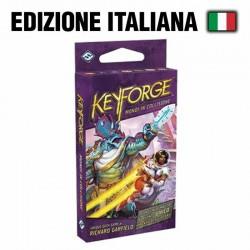 KEYFORGE MONDI IN COLLISIONE MAZZO ARCONTE IN ITALIANO