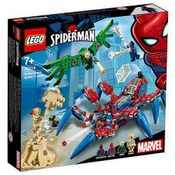 LEGO 76114 SUPER HEROES CRAWLER DI SPIDER-MAN 2019