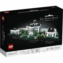 LEGO 21054 ARCHITECTURE THE WITHE HOUSE LA CASA BIANCA GIU 2020