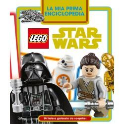 LEGO LIBRO STAR WARS LA MIA PRIMA ENCICLOPEDIA