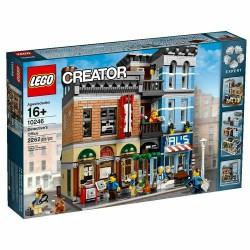 LEGO 10246 DETECTIVE OFFICE AGENZIA INVESTIGATIVA CREATOR EXPERT NUOVO SIGILLATO