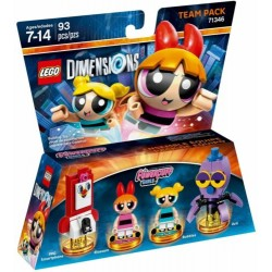 LEGO DIMENSIONS 71346 Team Pack The Powerpuff Girls 2017