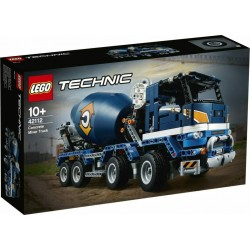 LEGO 42112 TECHNIC BETONIERA DA AGOSTO 2020 PREVENDITA