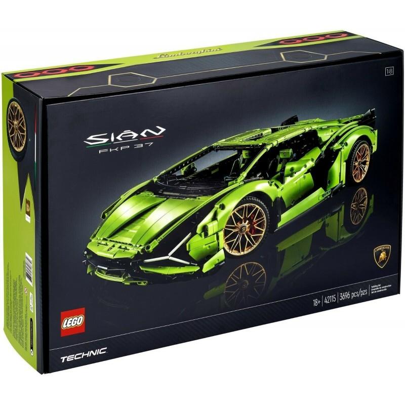 LEGO 42115 TECHNIC LAMBORGHINI SIÁN FKP 37 DA AGOSTO 2020 PREVENDITA