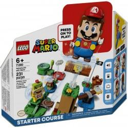 LEGO 71360 SUPER MARIO AVVENTURE DI MARIO STARTER PACK DA AGOSTO 2020 PREVENDITA