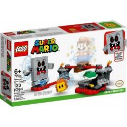 LEGO 71364 SUPER MARIO GUAI CON LA LAVA DI WOMP PACK ESPANSIONE AGO PREVENDITA