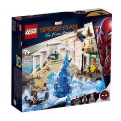 LEGO 76129 SUPER HEROES HYDRO-MAN ATTACK ATTACCO SPIDER-MAN MARVEL 2019