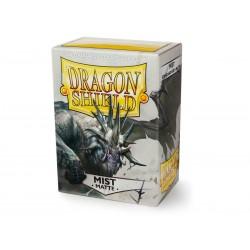 DECK DRAGON SHIELD MATTE SLEEVES MIST  (100 BUSTINE) 63X88MM - 11022