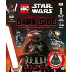 LEGO STAR WARS THE DARK SIDE With Minifigure Copertina rigida
