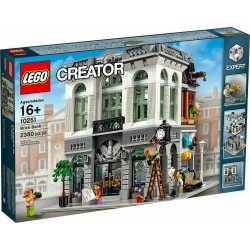LEGO CREATOR EXPERT 10251 BANK - LA BANCA SPECIALE COLLEZIONISTI