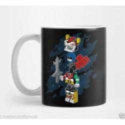 LEGO TAZZA CERAMICA COLAZIONE PRANZO CENA Mug DEFENDER OF THE LEGO UNIVERSE