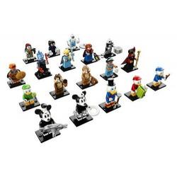 LEGO 71024 MINIFIGURES 18 MINIFIGURE ALL COMPLETA SERIE DISNEY 2 - MAG 2019