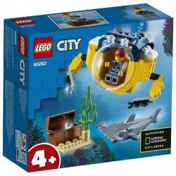 LEGO 60263 CITY MINISOTTOMARINO OCEANICO LUG 2020
