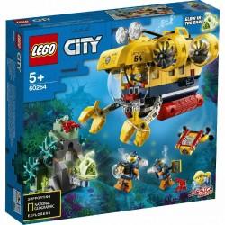 LEGO 60264 CITY SOTTOMARINO DA ESPLORAZIONE OCEANICA LUG 2020