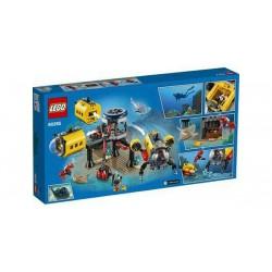 LEGO 60265 CITY BASE PER ESPLORAZIONI OCEANICHE LUG 2020