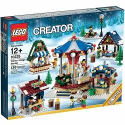 LEGO CREATOR EXPERT 10235 WINTER VILLAGE MARKET SPECIALE COLLEZIONISTI