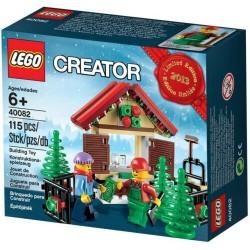 LEGO CREATOR 40082 CHRISTIMAS TREE STAND- SPECIALE COLLEZIONISTI - N