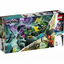 LEGO 70434 HIDDEN SIDE AUTO DA CORSA FANTASMAGORICA LUG 2020