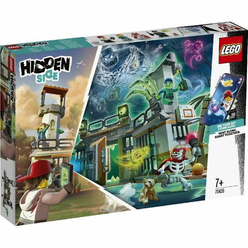 LEGO 70435 HIDDEN SIDE PRIGIONE ABBANDONATA DI NEWBURY LUG 2020