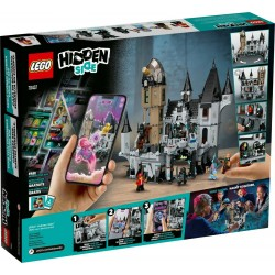 LEGO 70437 HIDDEN SIDE IL CASTELLO MISTERIOSO LUG 2020