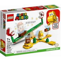 LEGO 71365 SUPER MARIO SCIVOLO DELLA PIANTA PIRANHA PACK ESPANSIONE PREVENDITA