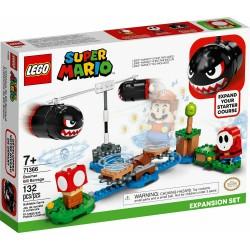 LEGO 71366 SUPER MARIO SBARRAMENTO DI PALLOTTOLONI BILL PACK ESPANS PREVENDITA