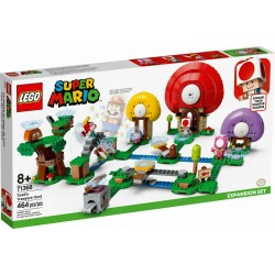 LEGO 71368 SUPER MARIO LA CACCIA AL TESORO DI TOAD PACK ESPANSIONE  PREVENDITA