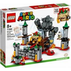 LEGO 71369 SUPER MARIO BATTAGLIA FINALE AL CASTELLO DI BOWSER PACK ESPPREVENDITA