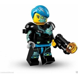 LEGO SERIE 16   71013 – 3 MINIFIGURES  NR 1 CYBORG SINGOLA MINIFIGURE